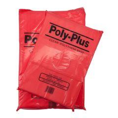 Polyplus Clear LD Polythene Bags 80g