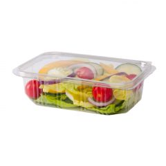 OPTIPACK Rectangular Containers APET Anti Mist