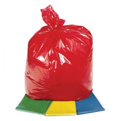 18x29x39 Coloured Refuse Sacks LDPE 37Mu Boxed 200